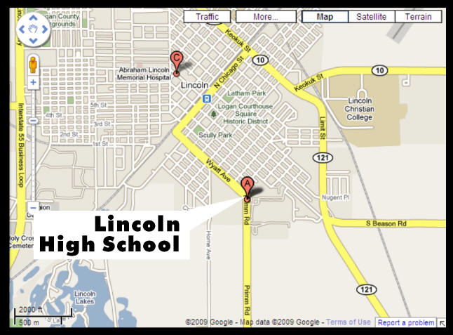 Lincoln_directions